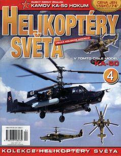 Helikoptéry světa č.04