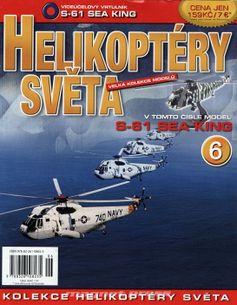 Helikoptéry světa č.06