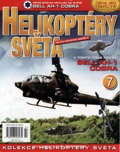 Helikoptéry světa č.07