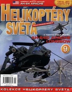 Helikoptéry světa č.09
