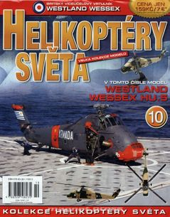 Helikoptéry světa č.10