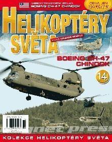 Helikoptéry světa č.14