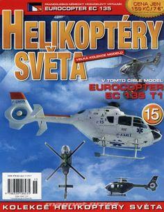 Helikoptéry světa č.15
