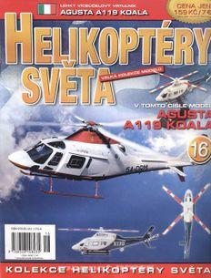 Helikoptéry světa č.16