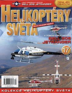 Helikoptéry světa č.17