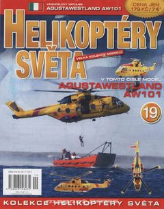 Helikoptéry světa č.19