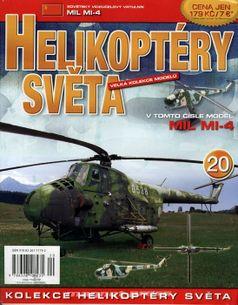 Helikoptéry světa č.20