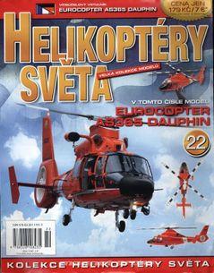 Helikoptéry světa č.22