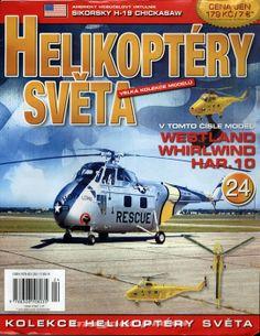 Helikoptéry světa č.24