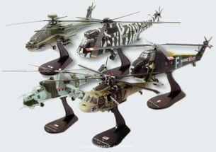 Helikoptéry světa - kolekcia modelov