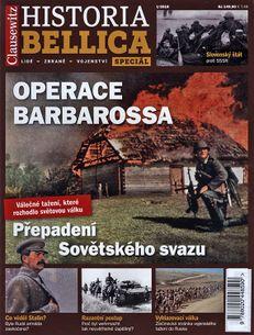 Historia Bellica SPECIÁL (1/2018): Operace Barbarossa