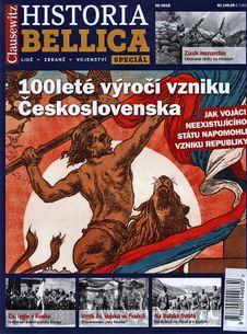 Historia Bellica Speciál (3/2018): 100leté výročí vzniku Československa