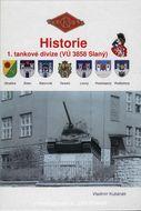 Historie 1. tankové divize (VÚ 3858 Slaný)