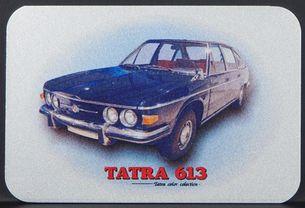Kovová magnetka - Motív Tatra 613
