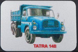 Kovová magnetka - Motív Tatra 148