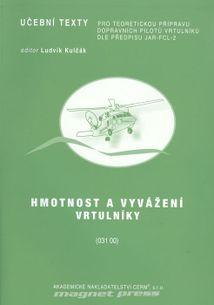 Hmotnost a vyvážení - Vrtulníky