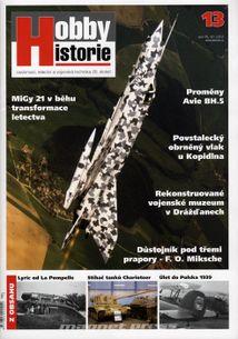 Hobby Historie č.13/2012 (e-vydanie)