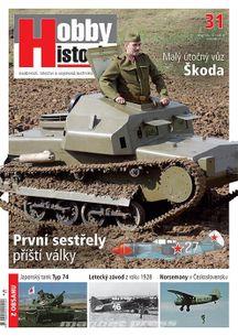 Hobby Historie 31/2015 (e-vydanie)