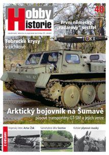 Hobby Historie 40 (e-vydanie)