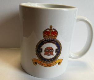 Hrnek s potiskem 68. sqn RAF