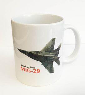 MIG-29 - Hrnček