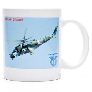 MIL Mi-24 Hind - Hrnček