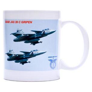SAAB JAS 39 C Gripen - Hrnček