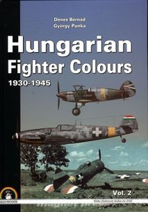 Hungarian Fighter Colours Vol. 2, 1930-1945