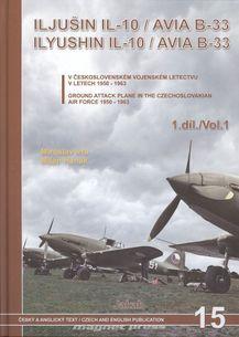 Iljušin Il-10/Avia B-33 (1.díl)