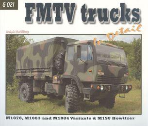 FMTV trucks in detail