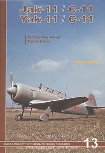 Jak-11/ C–11 – cvičný stíhací letoun
