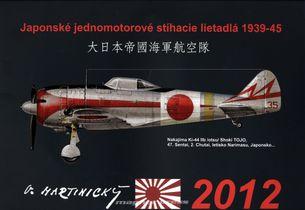 Japonské jednomotorové stíhacie lietadlá 1939-45