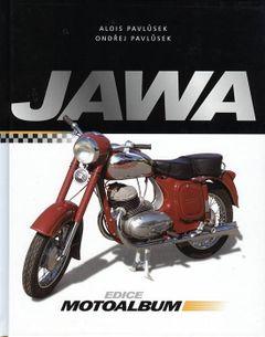 Jawa-Cestovní a sportovní motocykly, automobily, 2.aktualizované vydání