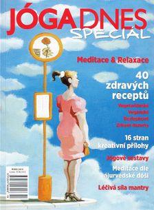 JÓGA DNES Speciál - č.3/2019 (Říjen 2019) Meditace and relaxace