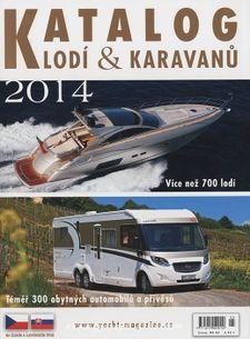 Katalog lodí a karavanů 2014