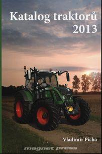 Katalog traktorů 2013
