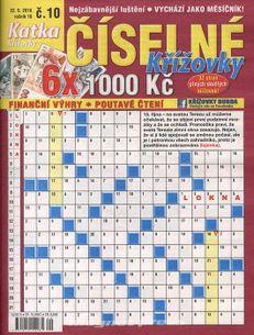 Katka - Číselné křížovky