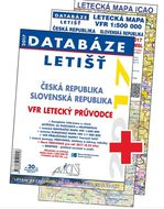 Klasická Databáze letišť 2017 ČR+SR