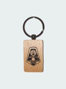 Kľúčenka drevená APZ