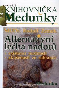 Knihovnička Meduňky 7 - Alternativní léčba nádorů