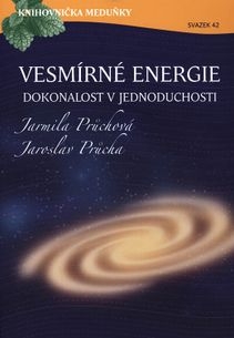 Knihovnička meduňky 42 - Vesmírné energie, dokonalost v jednoduchosti