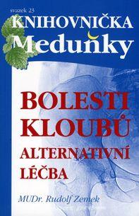 Knihovnička Meduňky 23 - Bolesti kloubů, alternativní léčba
