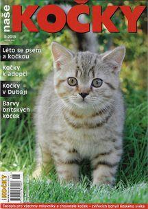 Naše kočky - predplatné