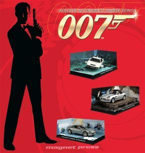 Kolekce automobilů Jamese Bonda
