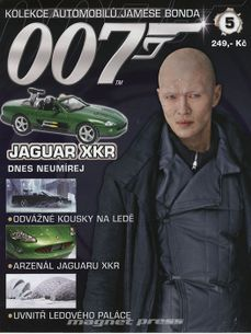 Kolekce automobilů Jamese Bonda č.05