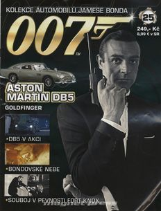 Kolekce automobilů Jamese Bonda č.25