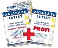 Kompletní Databáze letišť 2017 ČR+SR