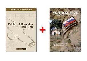 Krídla nad Slovenskom 1918-1939 + Vojenské misie