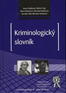 Kriminologický slovník