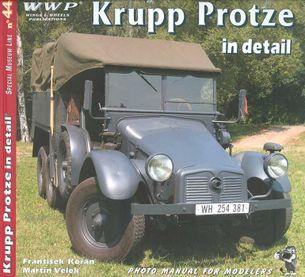 Krupp Protze in detail